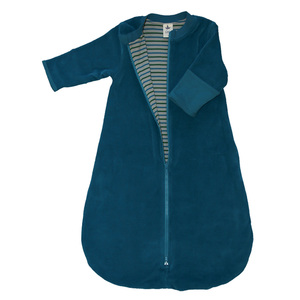 Nicky-Schlafsack mit Ärmeln - Leela Cotton