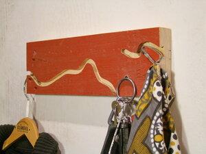 Holzwurm Wandgarderobe - ADUS.design