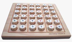 Brettspiel SUDOKU classic midi - intellego holzspiele
