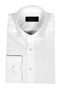 Herren Hemd aus Bio-Baumwolle slim fit Business Hemd - RIBESSE