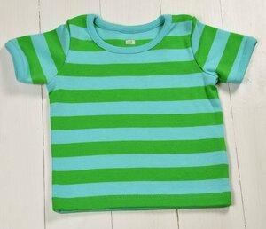 Katvig- farbenfrohes Kinder-T-Shirt - Katvig