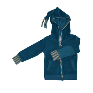 Nicky-Jacke mit Kapuze - Leela Cotton