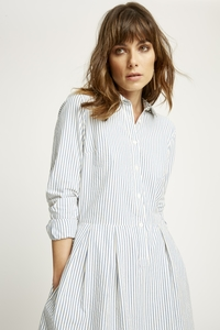 Bernice Shirt Dress - People Tree