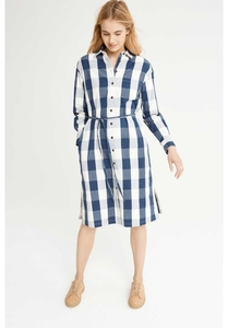 Amanda Shirt Dress - People Tree