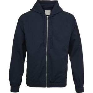 Übergangsjacke - Hood jacket - Total Eclipse - KnowledgeCotton Apparel