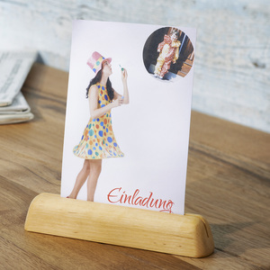 Kartenhalter Erle lang - werk|inklusivo