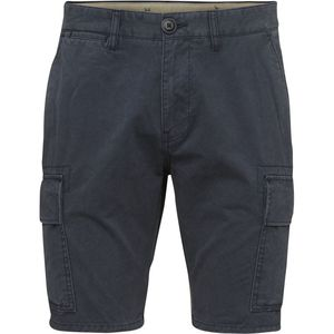 Cargo Shorts - Total Eclipse - KnowledgeCotton Apparel