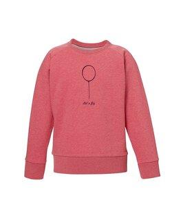 "Mädchen Sweatshirt aus Bio-Baumwolle ""Ballon"" - University of Soul"
