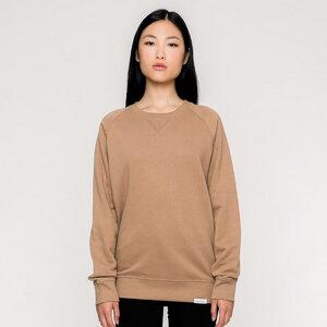 BASIC / Sweater (fair & organic)  - Rotholz