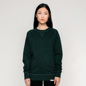 BASIC / Sweater (fair & organic)  - Rotholz