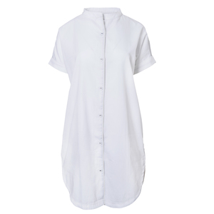 Nachthemd - weiß - People Wear Organic