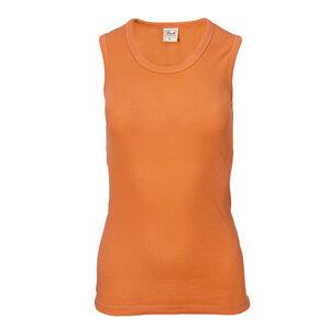 Tank Top - Orange - People Wear Organic