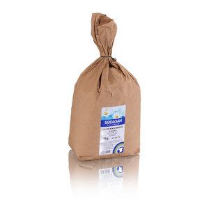 Sodasan Biowaschmittel Color-Compact-Pulverkonzentrat Vorratspackung - Sodasan
