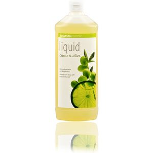 Sodasan Bio Pflanzenseife Citrus-Olive - Sodasan
