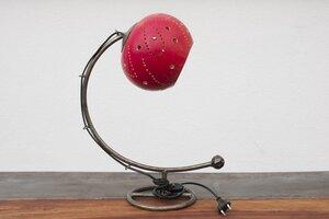 Lulaca Lampe (rosa) - Africa Design