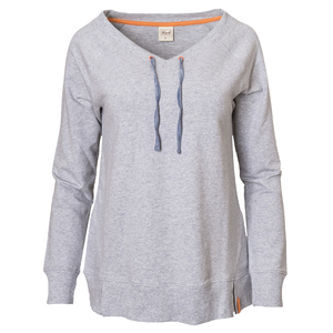 Sweatshirt - light grey - People Wear Organic