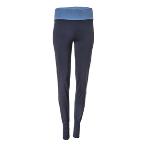 Yoga Hose - dunkelblau - People Wear Organic