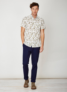 Olive Branch Hemp Shirt - Thought | Braintree
