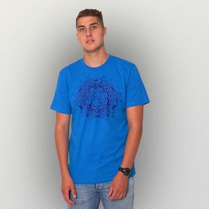 'Pata' Männer T-Shirt FAIRWEAR ORGANIC - shop handgedruckt