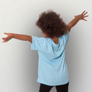 'Leo' Kinder-T-Shirt Fair & Organic - shop handgedruckt