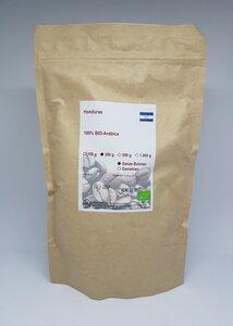 Kaffee Honduras - Bio zertifiziert - Kaffeerösterei Christopherus Haus
