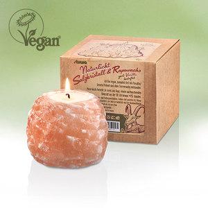 Veganes Naturlicht Salzkristall Vanille - Stuwa