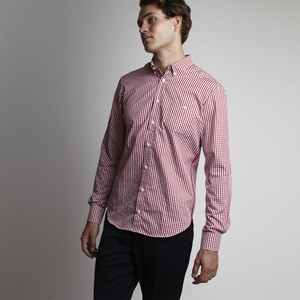 Time Out long-sleeved shirt - ben|weide