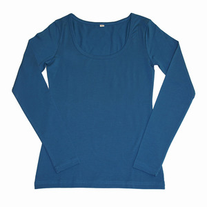 Langarmsshirt - Leela Cotton