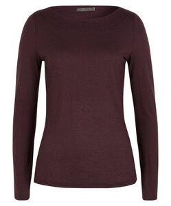 Langarmshirt aus Bio-Wolle (kbT) von minu by LANA natural wear - Lana naturalwear