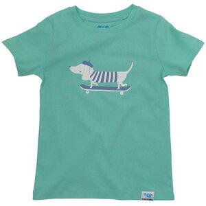 IceDrake Kinder T-Shirt Dackel (mintgrün) - IceDrake