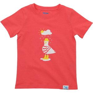 IceDrake Kinder T-Shirt Möwe (koralle) - IceDrake