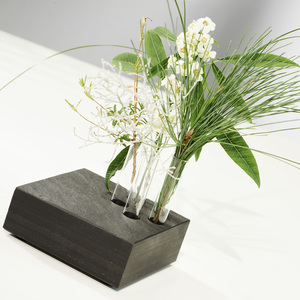 Vase Schiefer - werk|inklusivo