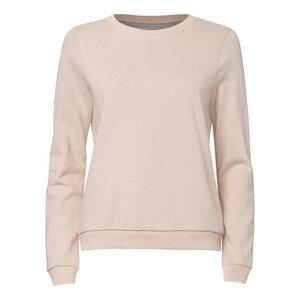 Boxy Sweatshirt Damen Lachsfarben Bio Fair - ThokkThokk ST