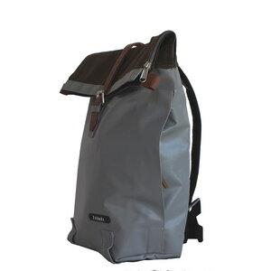 Dwars 7.2 grey, wasserfester Persenning-Rucksack medium   - 7clouds