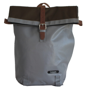 Sowe 7.2 grey, wasserfester 14' Laptop-Rucksack large   - 7clouds