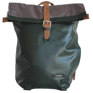 "Sowe 7.2 jungle green, wasserfester 14"" Laptop-Rucksack large   - 7clouds"