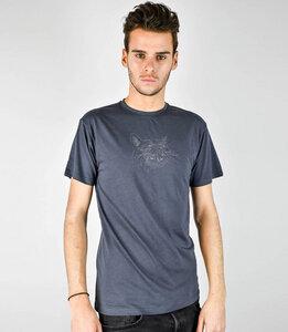 T-Shirt Motiv Print Ruler of the Internet - HOME EDITION
