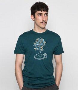 T-Shirt Motiv Print Organically - HOME EDITION