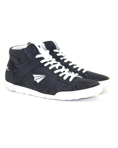 be free – Sneaker High-Cut darkgrey - be free shoes