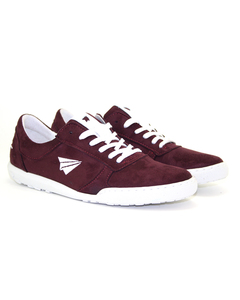 be free – Sneaker Low-Cut bordeaux - be free shoes