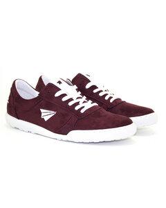 be free – Sneaker Low-Cut bordeaux - be free shoes