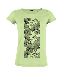 T-Shirt Loves Birds Paradise - GreenBomb