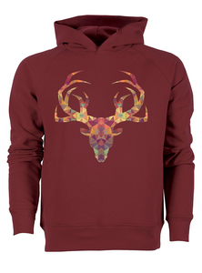 Deer - Bio & Fairtrade Hoodie - What about Tee