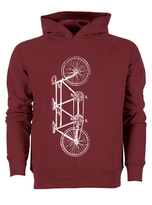 Tandem - Bio & Fairtrade Hoodie - What about Tee