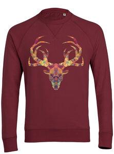 Deer - Bio & Fairtrade Sweatshirt - What about Tee