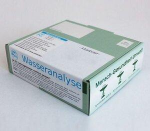 Wasseranalyse auf Schwermetalle, Mineralstoffe und Spurenelemente Paket 2 - Apothekenlabor