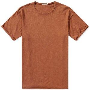 Raw Hem T-Shirt Slub - Nudie Jeans