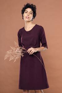 Kleid Melisse mit Faltendetail - ME&MAY