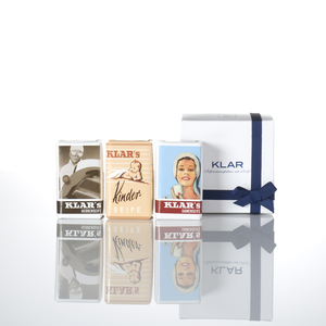 Klar Seife im Geschenkset - Klar Seifen