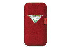 iPhone 5S / SE (2016) wallet case SHETLAND - Pack & Smooch